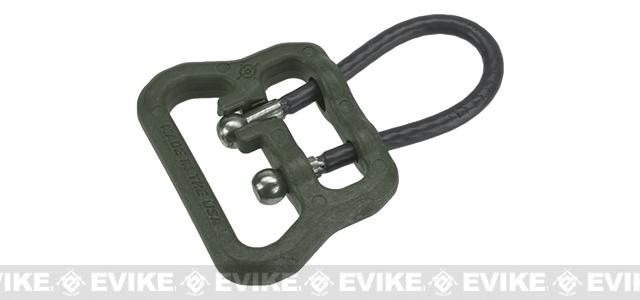 Blue Force Gear Molded Universal Wire Loop for 1.25 and Larger Slings - OD Green