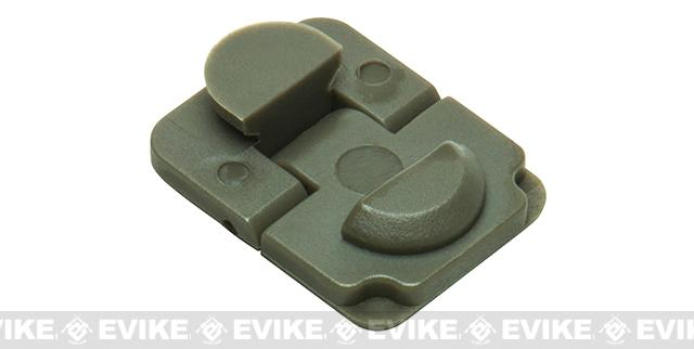 VISM Keymod Rail Cover Segments (Color: OD Green)