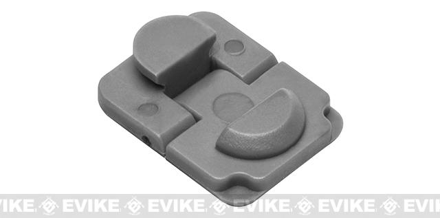 VISM Keymod Rail Cover Segments (Color: Urban Grey)