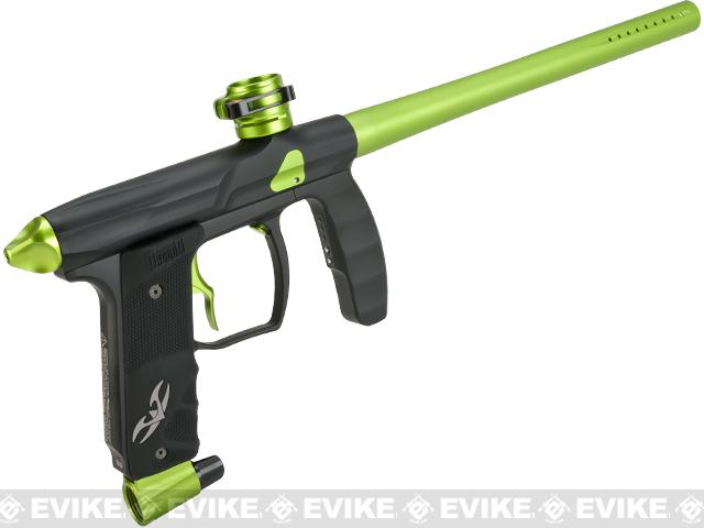 Valken Proton LE Paintball Marker - Grey Dust/Electric Blue