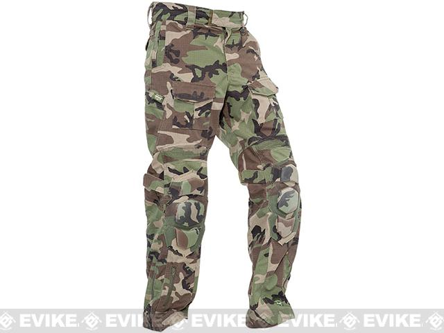 Valken Combat Tango Down Pants - Woodland (Size: Medium)