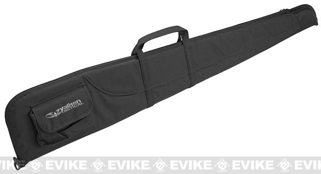 Valken 54 Reinforced Padded Ballistic Nylon Rifle Bag - Black