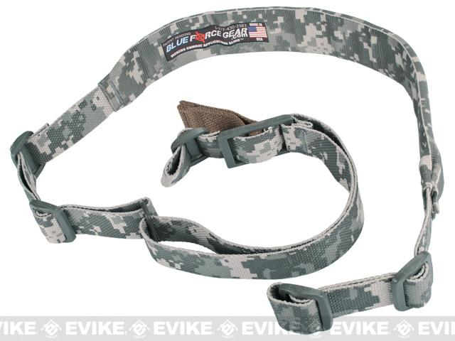 z Blue Force Gear 2 Point Padded Vickers Combat Applications Sling™ - ACU
