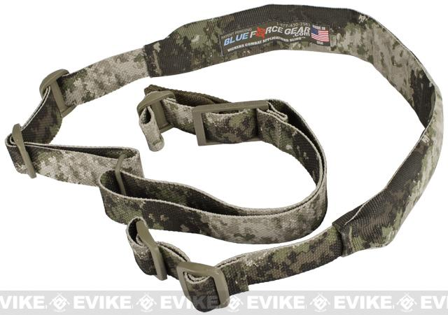 z Blue Force Gear 2 Point Padded Vickers Combat Applications Sling� - A-TACS