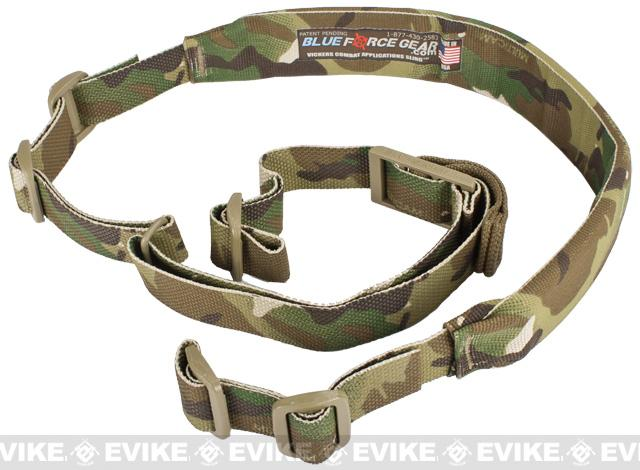 Blue Force Gear 2 Point Padded Vickers Combat Applications Sling� - Multicam