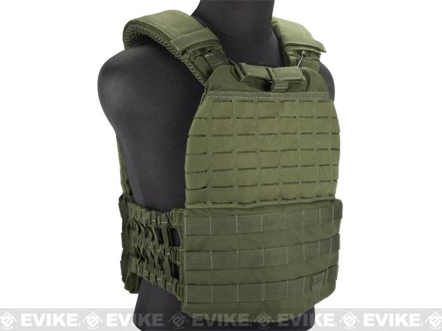 5.11 Tactical TacTec Plate Carrier - Tac OD