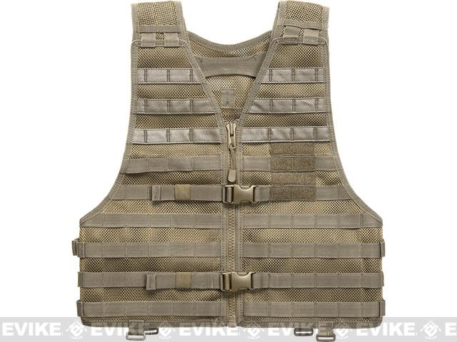5.11 Tactical VTAC LBE Tactical Vest - Sandstone / Reg