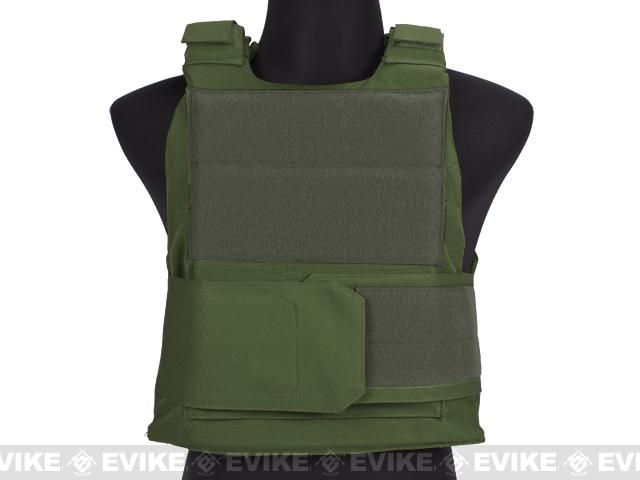 Defcon Body Armor Shell - OD Green