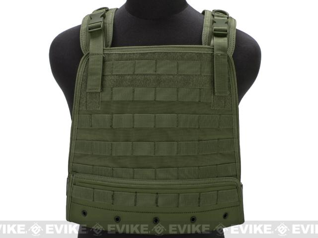 Condor Compact Plate Carrier - OD Green