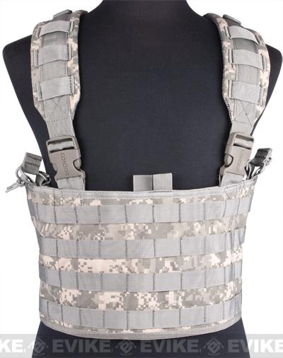 Phantom Tactical MOLLE OPS High Speed Chest Rig - ACU