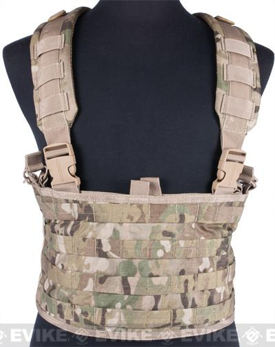 Condor Gen.4 Tactical MOLLE OPS Chest Rig - Multicam