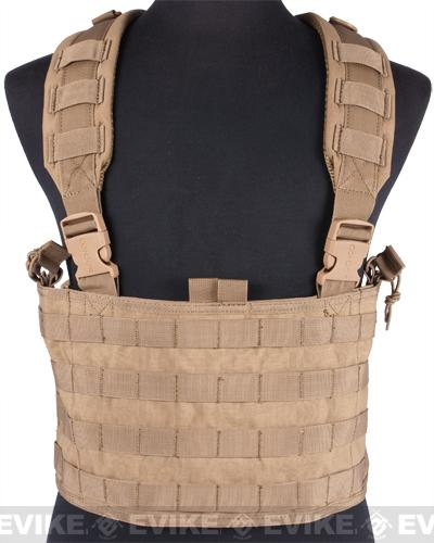 Pre-Order ETA January 2017 Condor Gen.4 Tactical MOLLE OPS Chest Rig - Tan