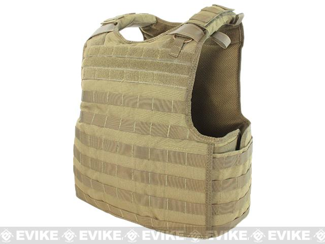 Condor Quick Release Plate Carrier - Tan