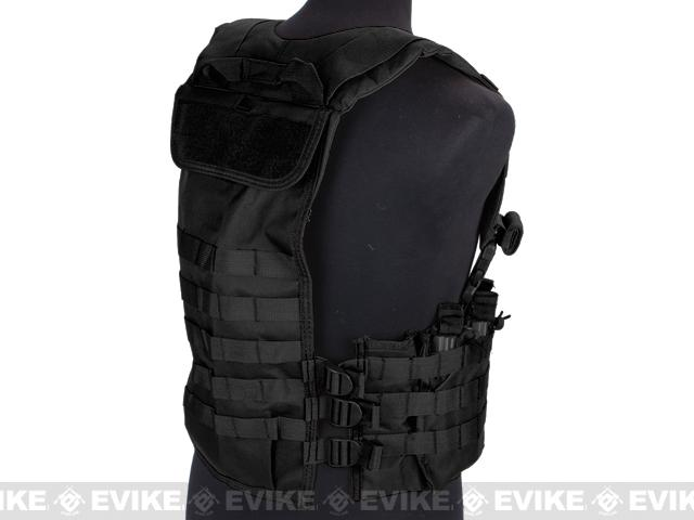 NcStar AR-15 M16 Type Chest Rig - Black