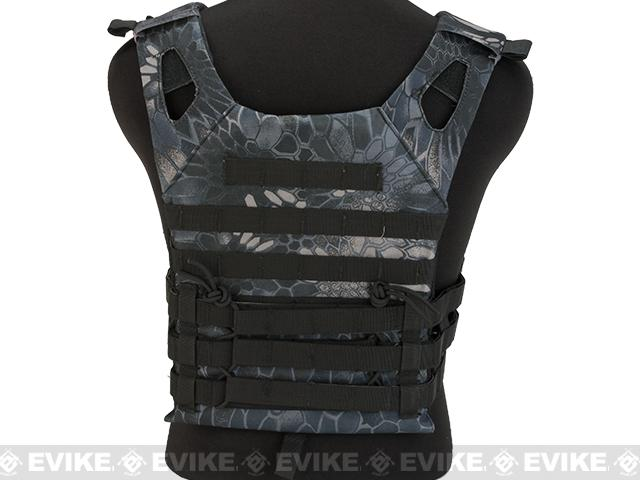 Matrix Compact Airsoft High Speed JPC Plate Carrier (Color: Urban Sepent / Kids Size)