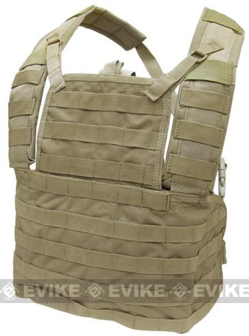 Condor Tactical Modular Chest Rig Type I MCR1 - Tan