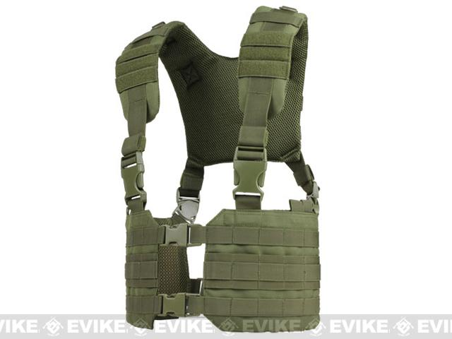 Condor Ronin Chest Rig - OD Green