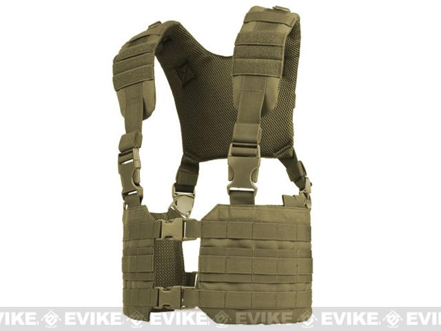 Condor Ronin Chest Rig - Tan