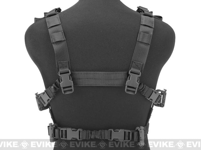 Matrix High Speed Vest w/ Zero Gravity QD Sling - Black