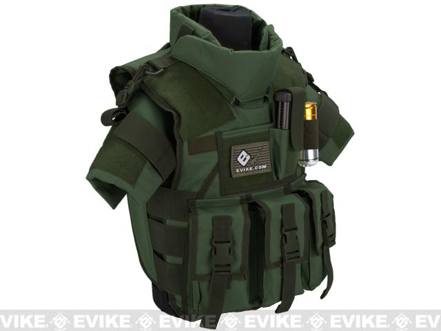 Pre-Order ETA October 2016 Matrix Tactical Systems High Speed SDEU Vest - Youth Size / OD Green