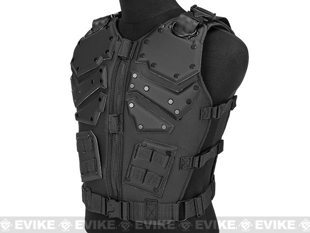Matrix Cobra Warrior High Speed Body Armor - Black