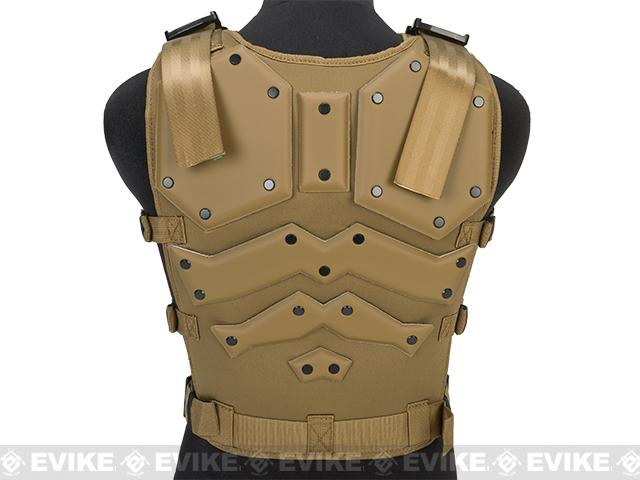 Matrix Cobra Warrior High Speed Body Armor - Tan