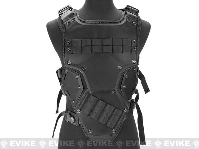 Matrix TF3 High Speed Body Armor - Black