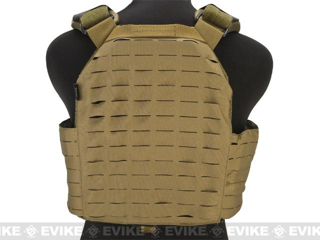 z TMC 2087 Plate Carrier - Coyote