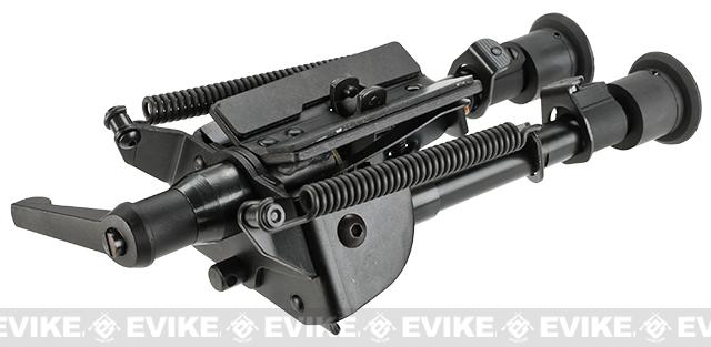 VFC Duty 4 Retractable Harris Type Bipod w/ Swivel Lock