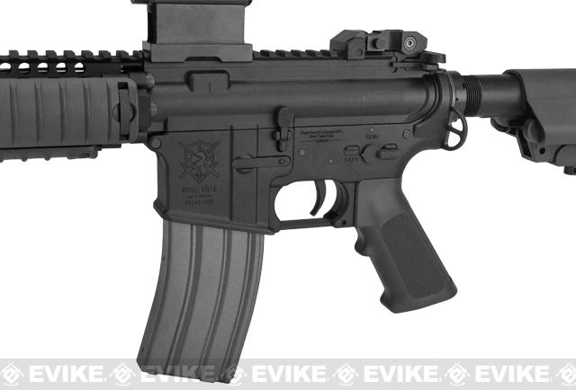 VFC MK18 MOD1 Full Metal Airsoft AEG Rifle - Black