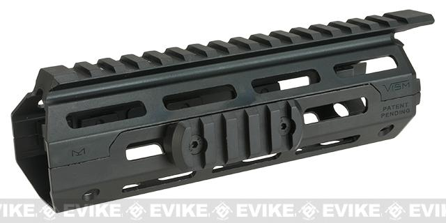 NcSTAR VISM 7.5 Triangle M-LOK Carbine Length Hand Guard for M4 / M16 / AR15 Rifles