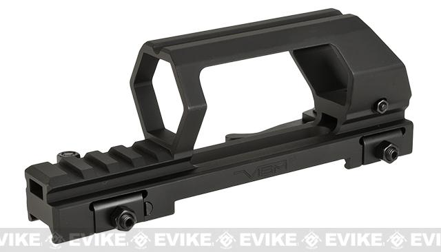 NcSTAR VISM AR15 Gen II QR Carry Handle & Optic Mount - Black