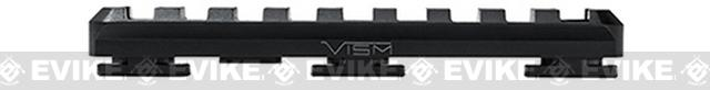 NcSTAR / VISM M-LOK Aluminum Rail Section - 9 Slots (Medium)