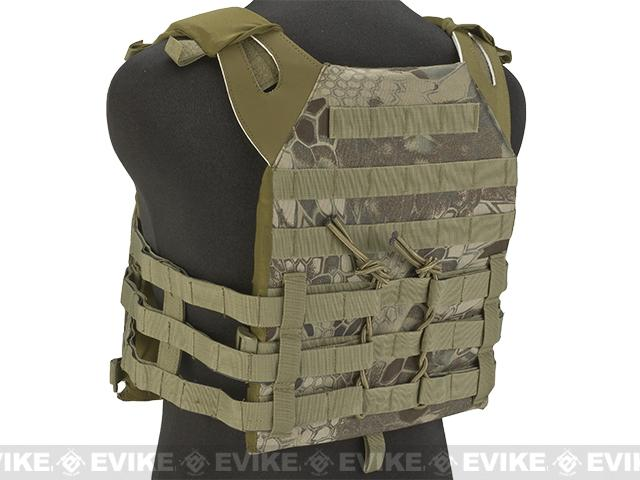 Matrix VT390 Low Profile Tactical Plate Carrier - Desert Serpent