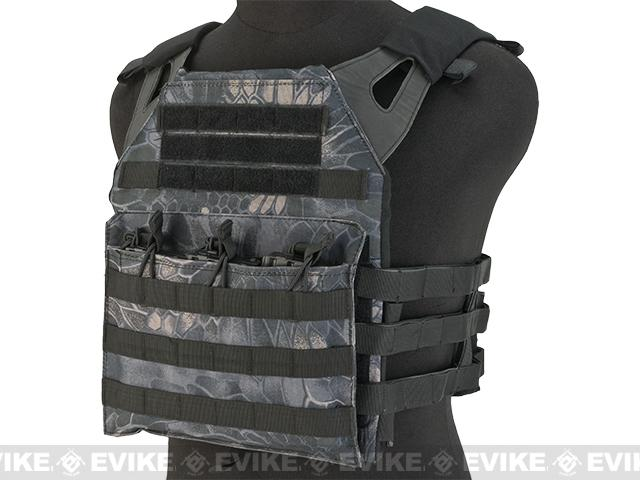 Matrix VT390 Low Profile Tactical Plate Carrier - Urban Serpent