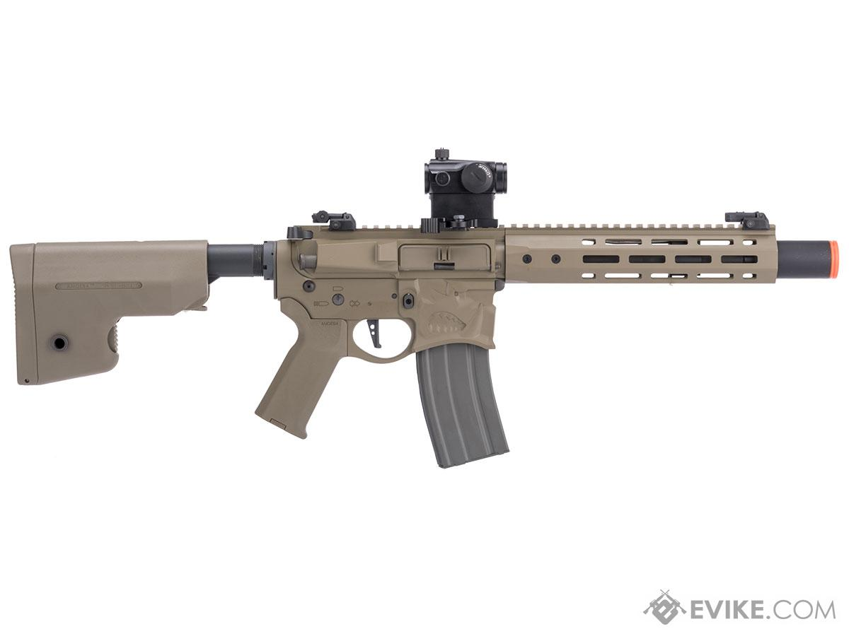 Pre-Order ETA May 2017 EMG Warthog Licensed Full Metal Advanced M4  Airsoft AEG Rifle (Color: Tan / 10 SBR)