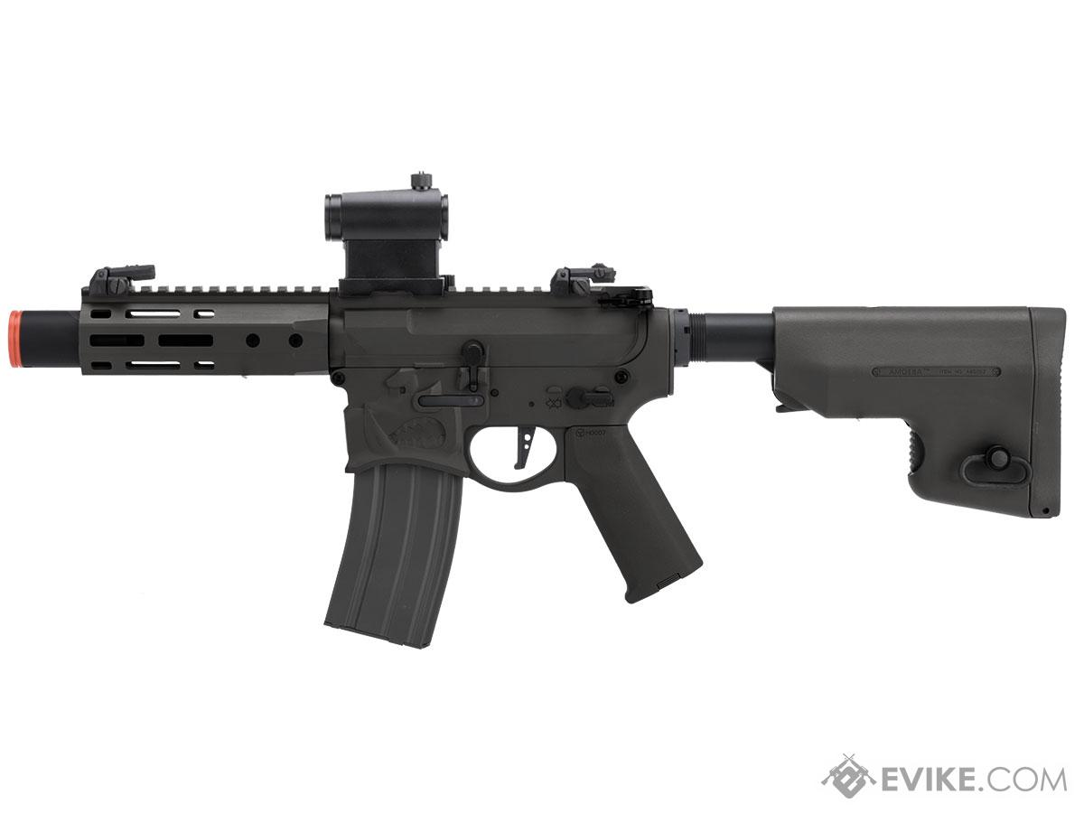 Pre-Order ETA July 2017 EMG Warthog Licensed Full Metal Advanced  Airsoft AEG Rifle (Color: Black / 7 SBR)