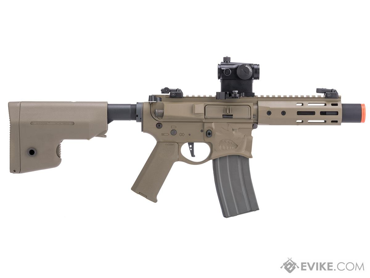 Pre-Order ETA July 2017 EMG Warthog Licensed Full Metal Advanced  Airsoft AEG Rifle (Color: Tan / 7 SBR)