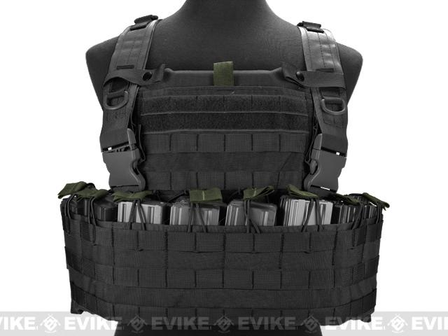 z HSGI Wasatch Plate Carrier - Black