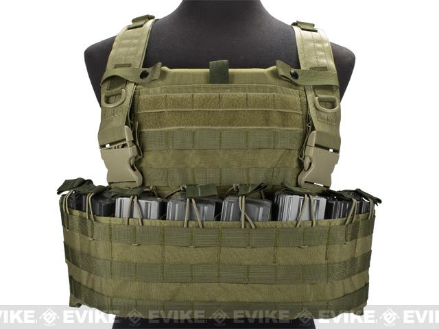 HSGI Wasatch Plate Carrier - Khaki