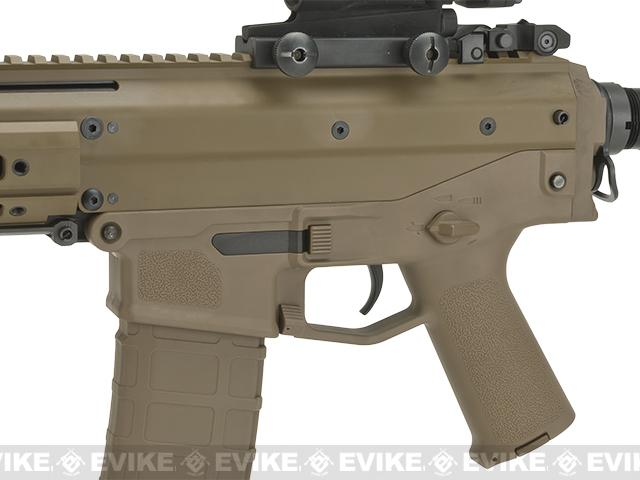 WE-Tech MSK Airsoft AEG Rifle with Crane Stock - Dark Earth