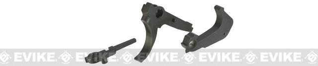 RA-Tech Steel CNC Trigger Set for WE MSK Series Airsoft GBB Rifles - By Z-Parts