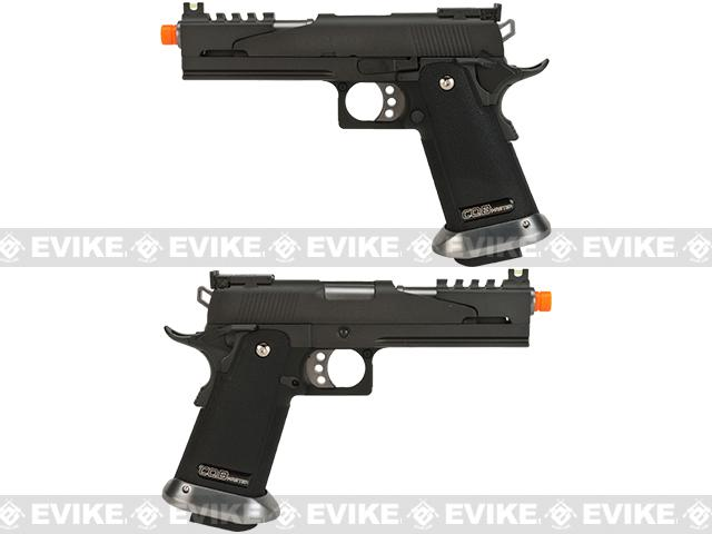 (CYBER MONDAY DEAL!) Phantom Custom WE USA CQB Master Alpha Airsoft GBB Gas Blowback Pistol w/ Two Mags - (Package: Pistol)
