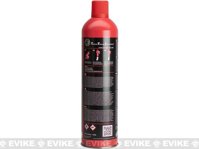Airsoft Premium 3X High Performance Red Gas 10.5oz by WE (Quantity: 1 Can)