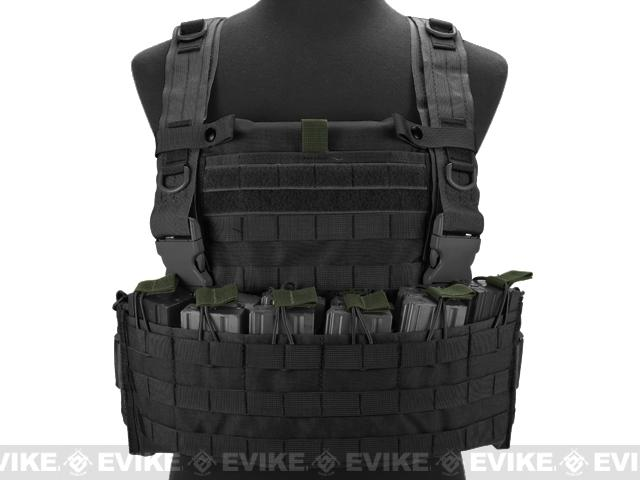 z HSGI Weesatch Plate Carrier - Black