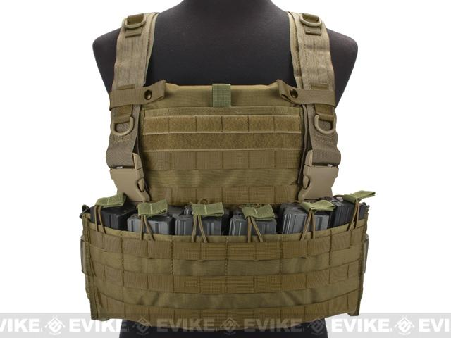 z HSGI Weesatch Plate Carrier - Coyote Brown
