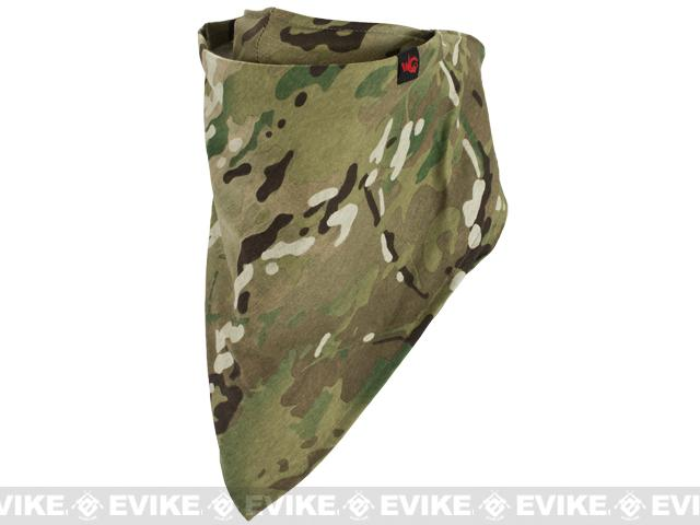 z Wrong Gear Tactical Warrior Mask - Multicam