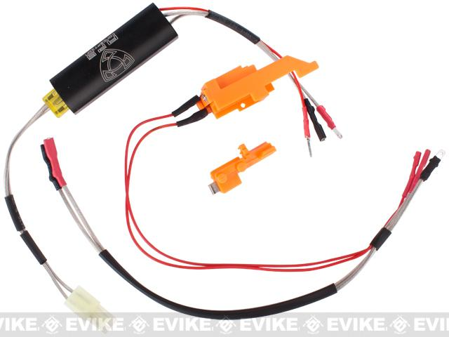 APS AK-Series Trigger Wire Set w/ MOSFET - Front Wired
