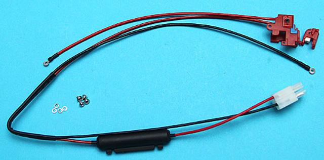 G&P Wiring Switch Assembly For G&P M4 M16 series Airosft AEG - Rear Wiring / Tamiya