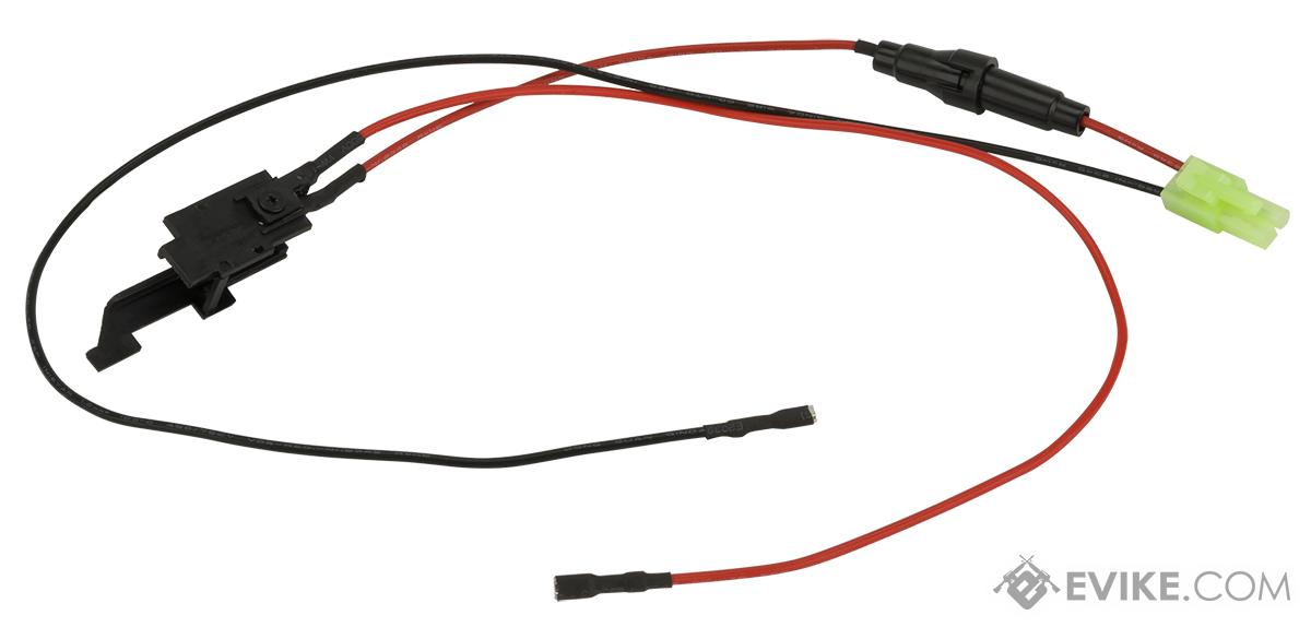 CYMA Wiring Harness for MP5K/Swordfish PDW Series Airsoft AEGs